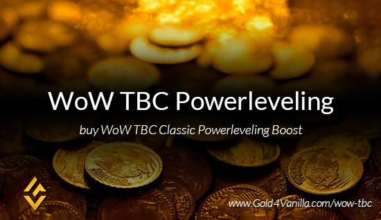 Powerleveling for WoW TBC Classic