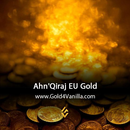Gold, Power Leveling, Boosts, PvP, Quests and Achievements for Ahn'Qiraj EU Realm - WoW Shadowlands / BFA - Medium PoP