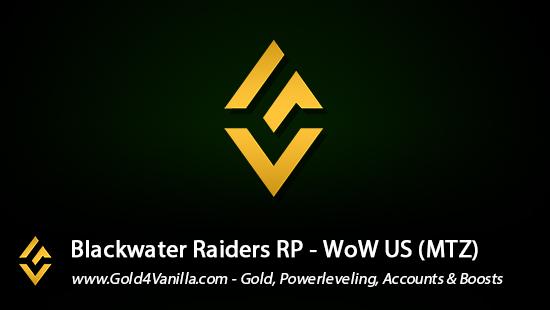 Realm Information for Blackwater Raiders US - WoW Shadowlands / BFA -