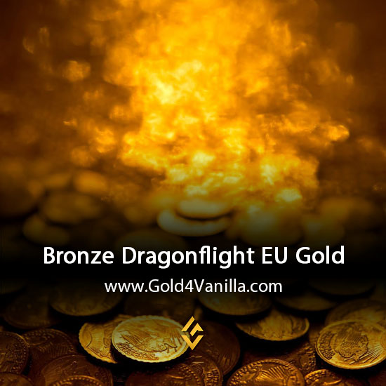 Gold, Power Leveling, Boosts, PvP, Quests and Achievements for Bronze Dragonflight EU Realm - WoW Shadowlands / BFA - Low PoP