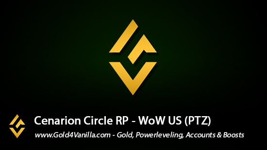 Realm Information for Cenarion Circle US - WoW Shadowlands / BFA -