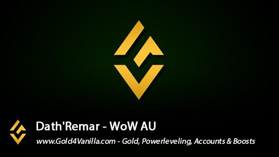 Realm Information for Dath'Remar AU - WoW Shadowlands / BFA -