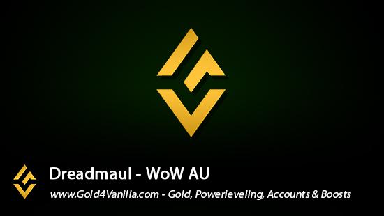 Realm Information for Dreadmaul AU - WoW Shadowlands / BFA -