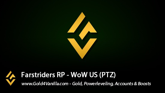 Realm Information for Farstriders US - WoW Shadowlands / BFA -
