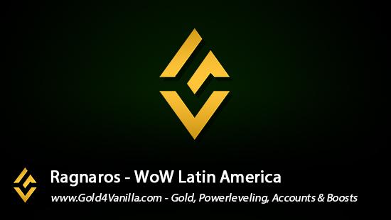 Realm Information for Ragnaros LA - WoW Shadowlands / BFA -