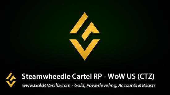 Realm Information for Steamwheedle Cartel US - WoW Shadowlands / BFA -