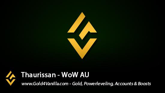 Realm Information for Thaurissan AU - WoW Shadowlands / BFA -