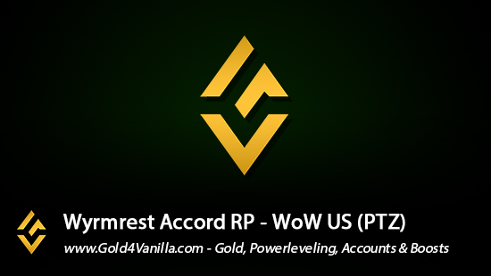 Realm Information for Wyrmrest Accord US - WoW Shadowlands / BFA -
